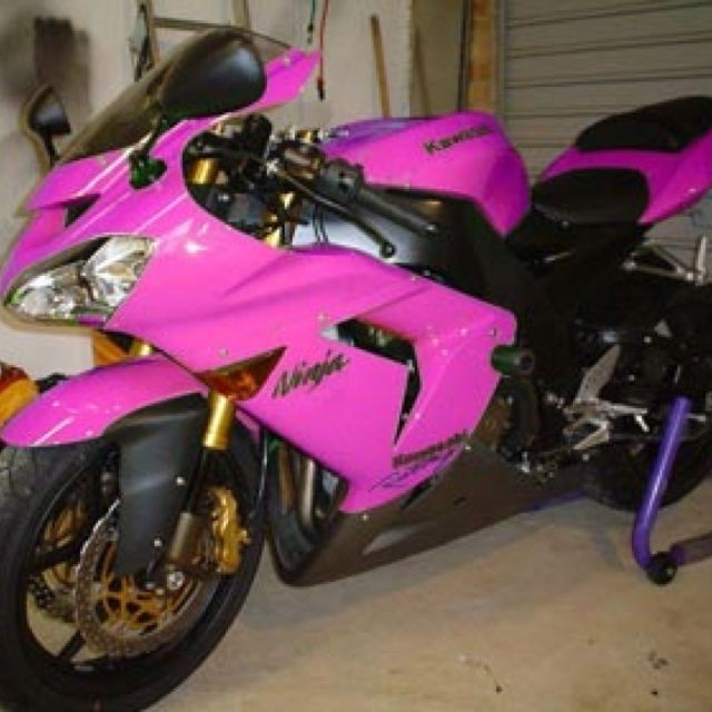 17 Best Ideas About Pink Motorcycle On Pinterest