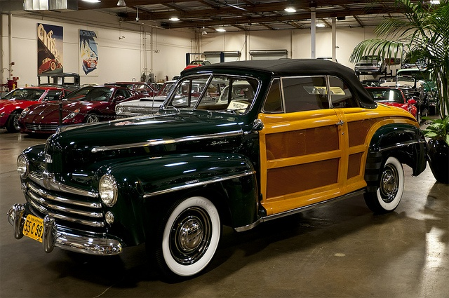 1947 Ford Sportsman Woody ConvertibleSportsman Woody, Woody Woody, Woody Convertible, Woody Wagon, Woody Automobiles, Ford Woody, Classic Woody