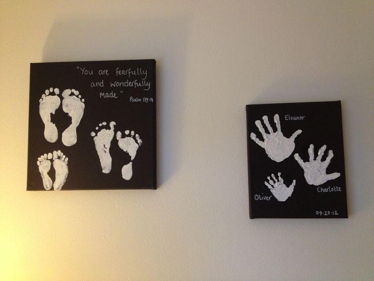 Hand and feet memories Love the feet!