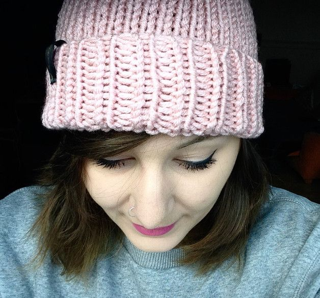 Super miękka czapka - Maria-Slawinska - Czapki