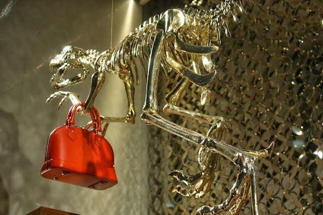 Louis Vuitton at 5th Avenue, New York