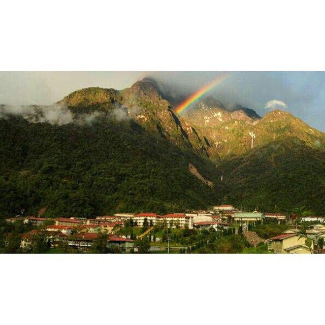 It's called a dream town -Tembagapura
