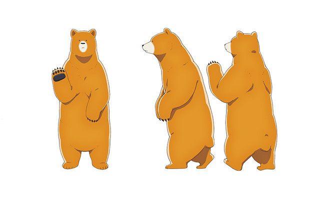 Kuma Miko: Girl Meets Bear Anime Unveils More Cast, April Debut, Character Visuals - News - Anime News Network