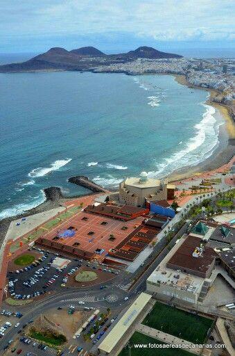 Las Canteras. Las Palmas de Gran Canaria