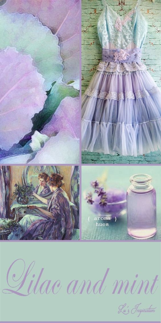 LILAC AND MINT ~~*~~