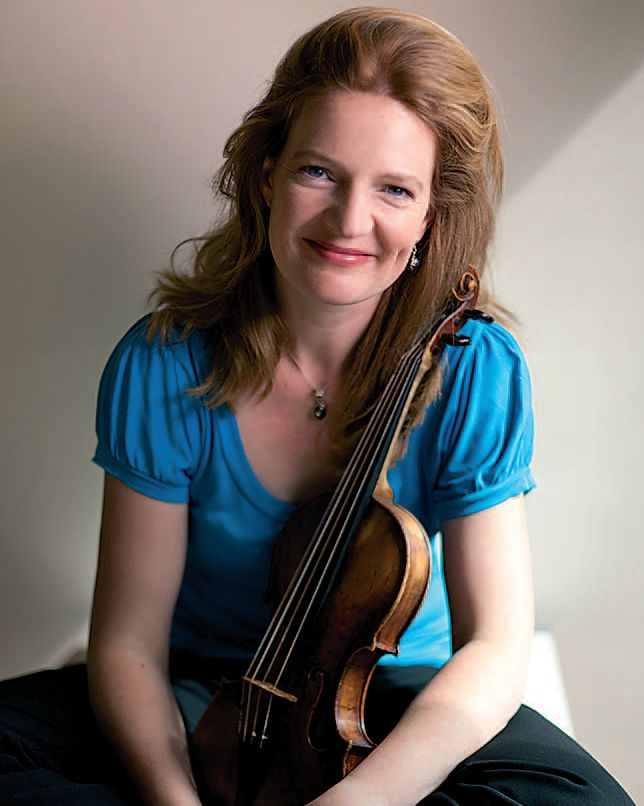7 tips for successful practice by violinist Rachel Podger - The Strad