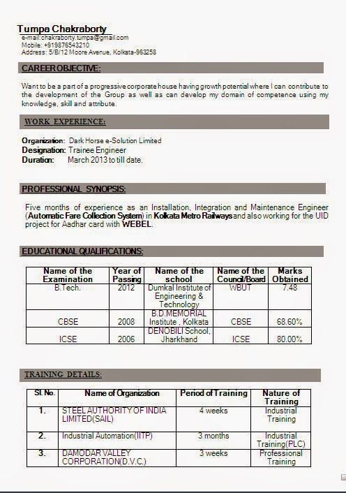 Educational Qualification In Resume Format. 27151 Best Brainfood Images On  Pinterest Resume Resume Format . Educational Qualification In Resume Format