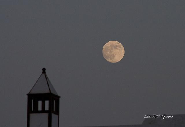Mágica noche de Lanzarote