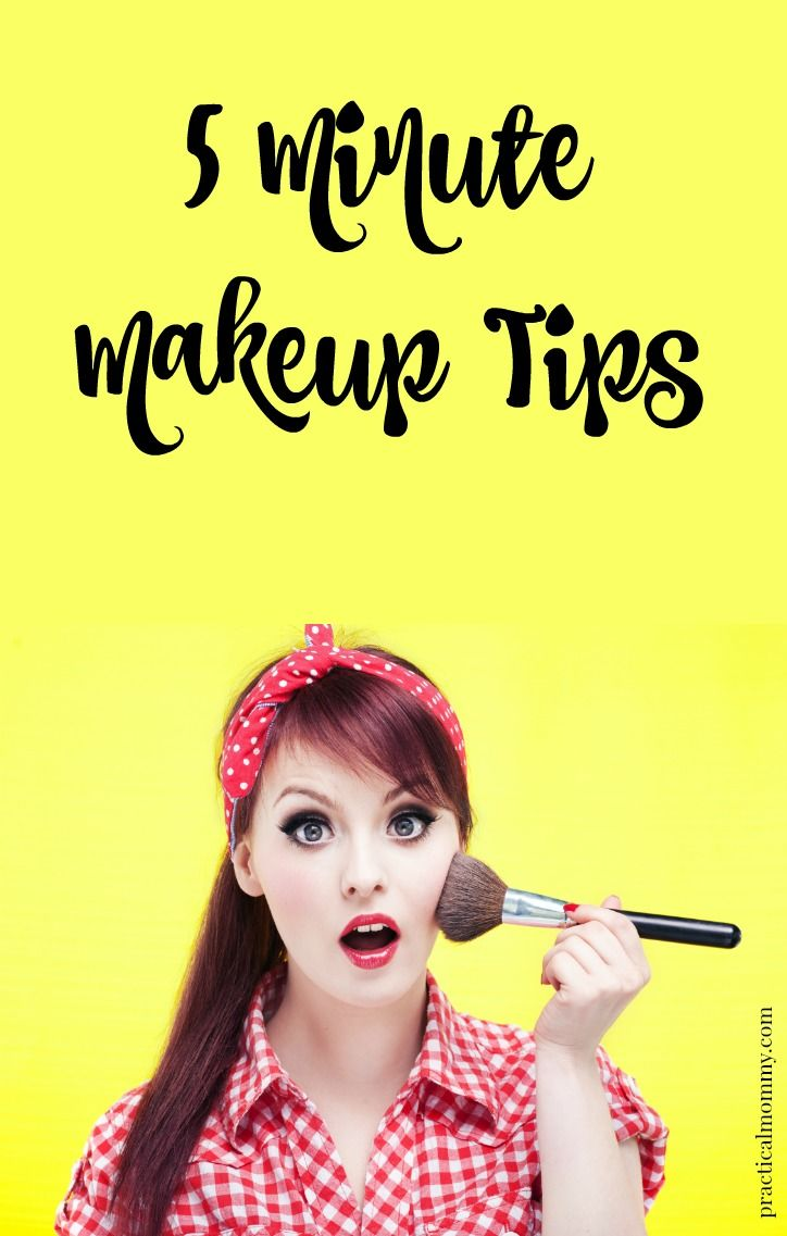 Best 25+ 5 Minute Makeup Ideas Only On Pinterest  Quick Makeup Routine,  Quick Makeup And Fast Makeup