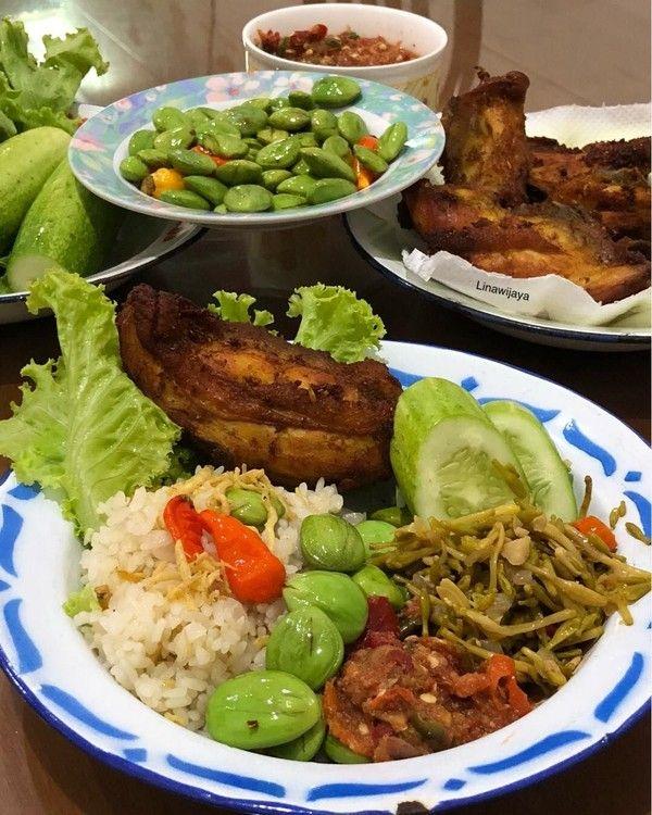 Sedap Resep Nasi Liwet Sederhana Dan Mudah Dibuat Di Rumah Foto Instagram Nasi Resep Makanan