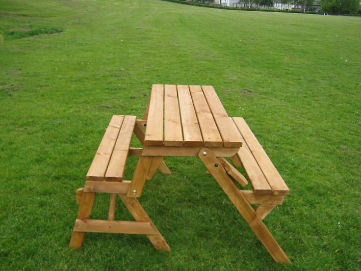 17 Best Ideas About Folding Picnic Table On Pinterest Picnic Table Plans Outdoor Folding