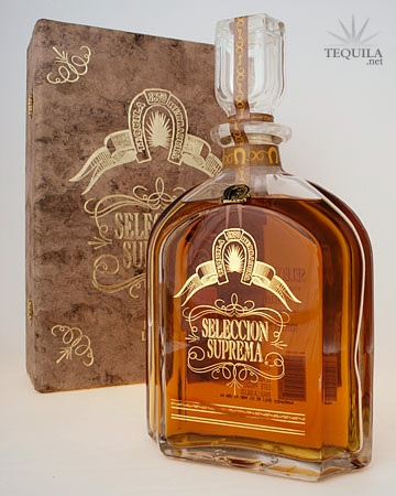 Herradura Seleccion Suprema Tequila Extra Anejo - AMAZING...if you have the means, and the opportunity, enjoy it!