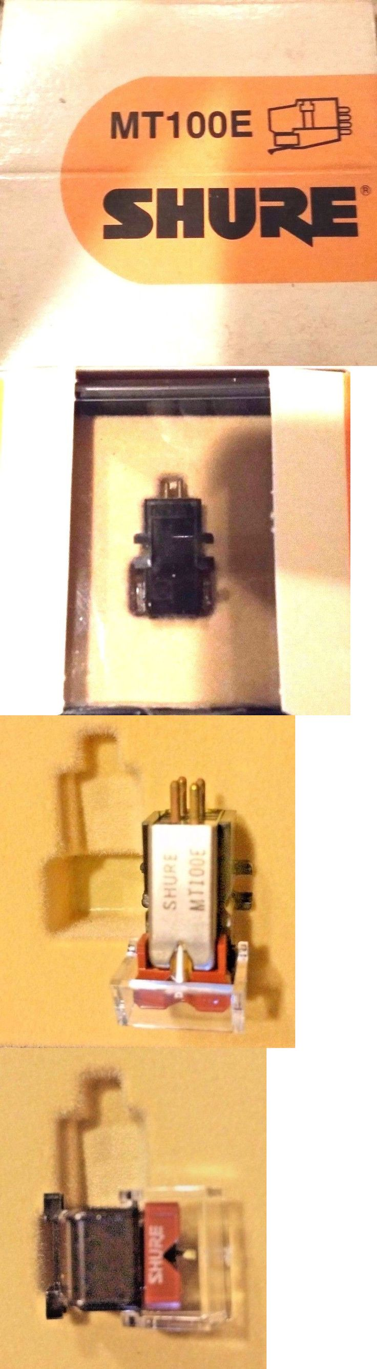 Record Player Turntable Parts: Phonograph Turntable Stylus Needle And Cartridge - Shure Mt100e, Must See!! -> BUY IT NOW ONLY: $35 on eBay!