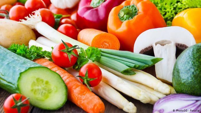 Gemüse Ernährung Symbolbild in 2020 | Basenreiche