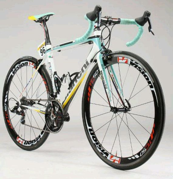 Cool Bianchi Bicycle