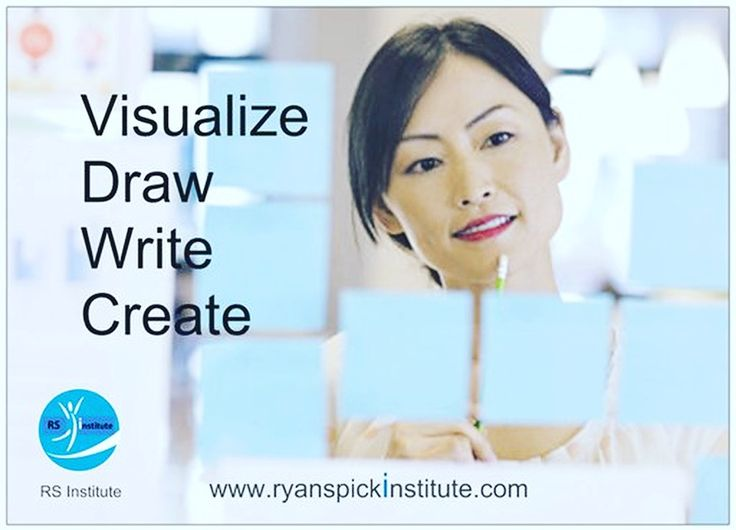 Visualize Write Draw #Create
