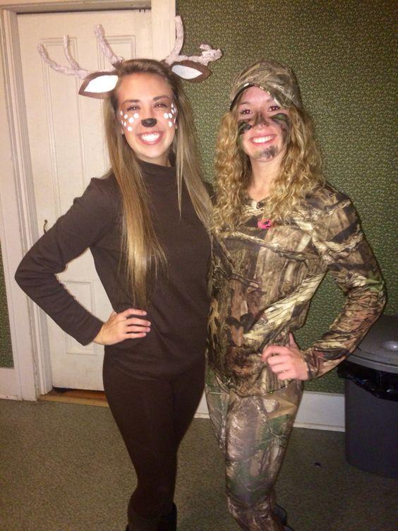 Halloween Costume 38.38 Friend Halloween Costumes In 2019 Halloween Deer Halloween