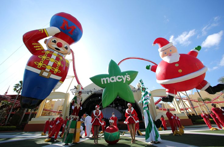 Florida lines up ice, snow, parades and more for the holidays - Orlando Sentinel