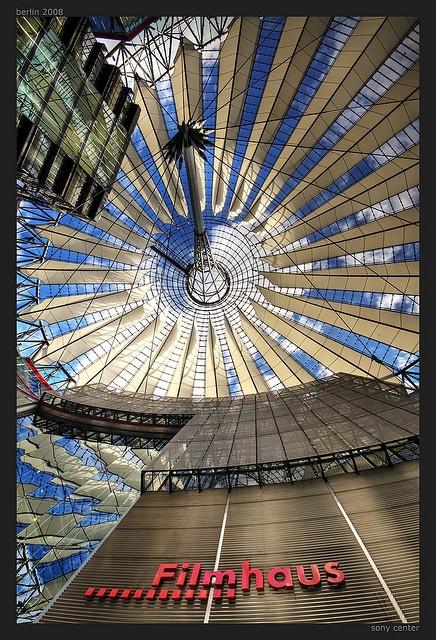 The Filmhaus @ Potsdamer Platz