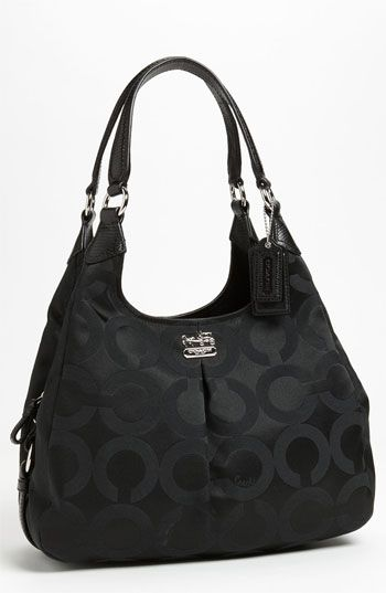 COACH 'Madison - Maggie' Hobo available at #Nordstrom