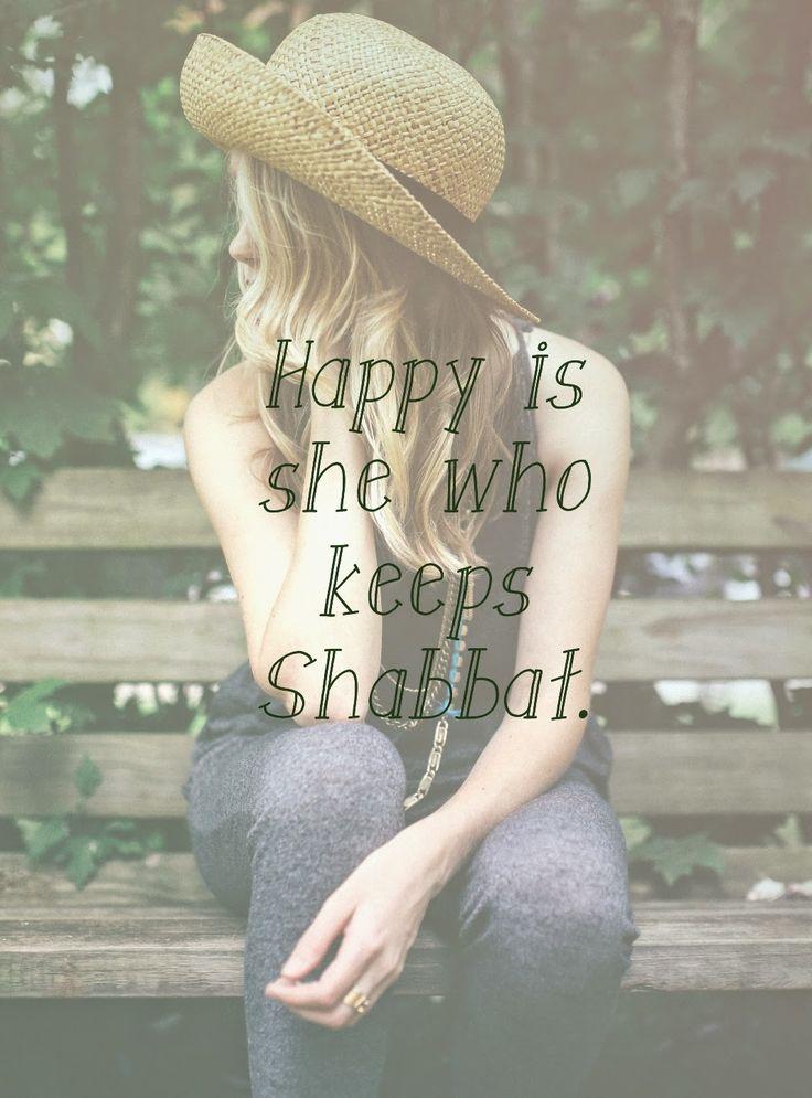 Happy is she who keeps Shabbat. -Isaiah 56:2    Land of Honey