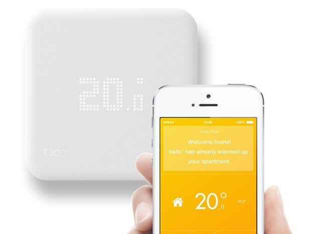 H4 - tado smart temperature controller