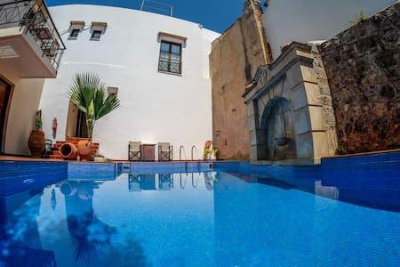 Δείτε αυτήν την υπέροχη καταχώρηση στην Airbnb: IRIS - Quiet and sweet in the heart of Crete - Διαμερίσματα προς ενοικίαση στην/στο Atsipopoulo, Κρήτη, Ελλάδα