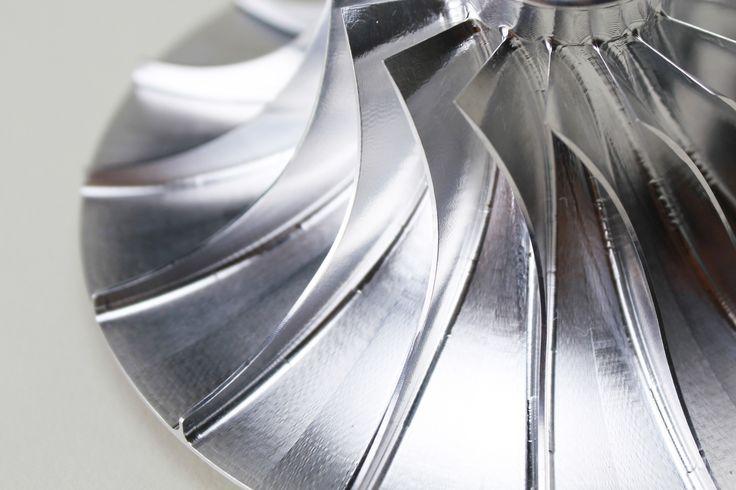 #5DaysPrototypeMachining 0018 Dimension: φ77 x 35 #Aluminum