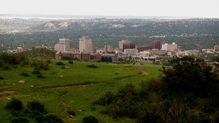 Город Колорадо-Спрингс