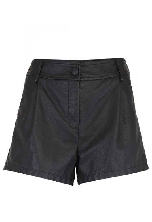 Fransa Hopu Shorts Black - Bukser - MaMilla
