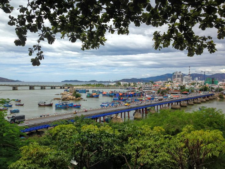 ON THE ROAD IN VIETNAM – NHA TRANG