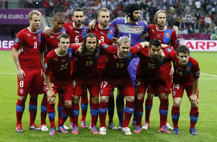 Czech Republic vs Portugal 01 // Euro 2012 // quarter