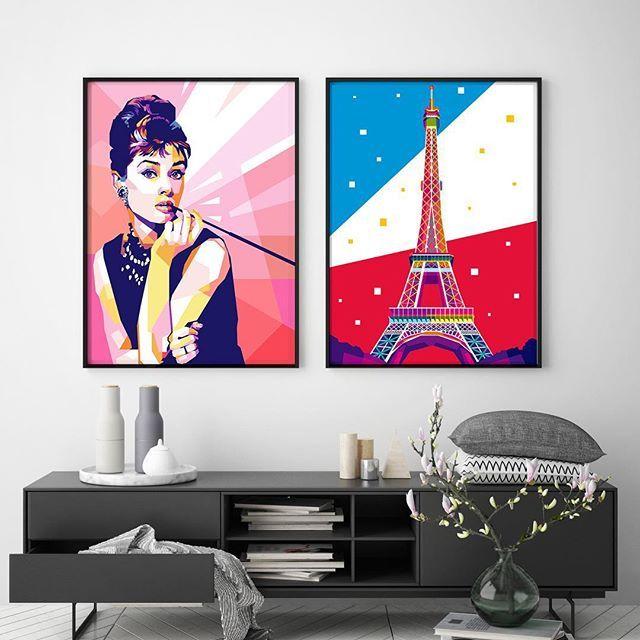 Paris is always a good idea.  Audrey Hepburn