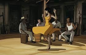 Resultado de imagen para dibujos de bailarines de salsa
