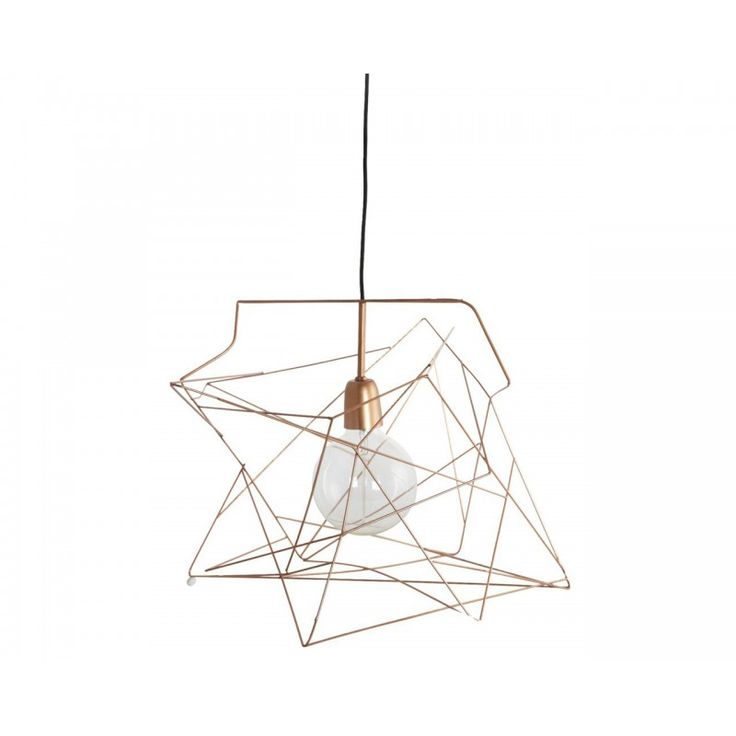 25  best ideas about copper lampshade on pinterest