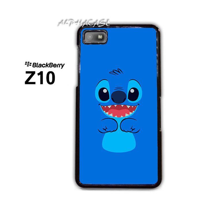 Stitch Face BB BlackBerry Z10 Z 10 Case