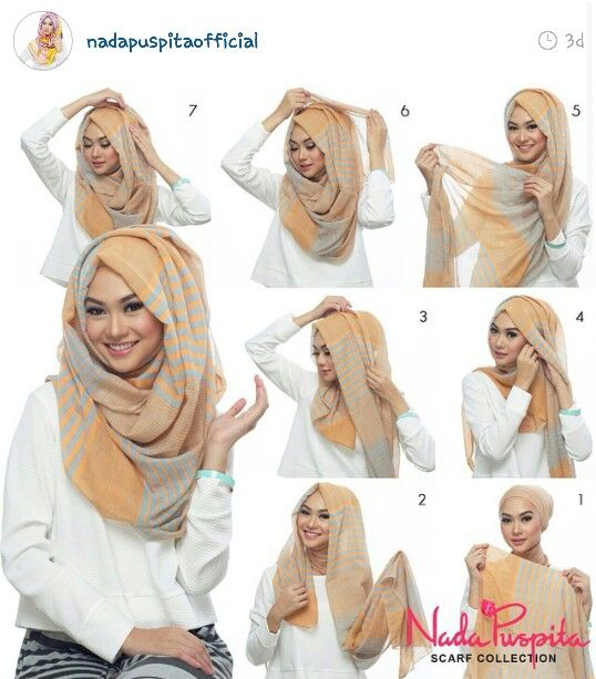 Volumize your hijab !