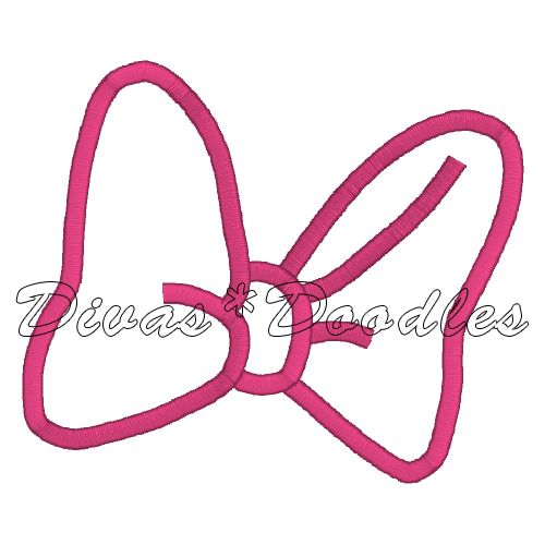 The  Best Minnie Mouse Outline Ideas On   Minnie