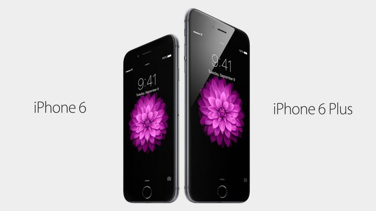 Apple lança iPhone 6 e iPhone 6 Plus com telas de 4,7 e 5,5 polegadas! - http://showmetech.band.uol.com.br/iphone-agora-tem-telas-de-47-e-55-polegadas/