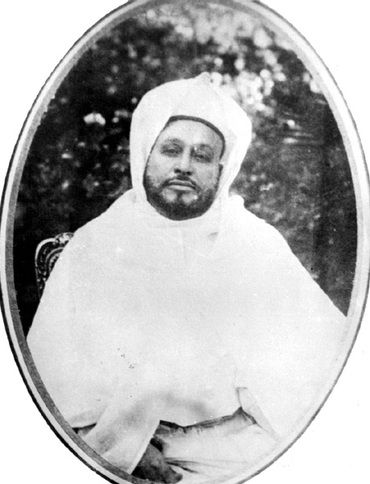The Caïd Mohammed Berrechid This portrait of Mohamed Kaid Berrechid, died at the Skhirat putsch, was transmitted by Si Said Ottmani , clan Ouled Allal, which MarocAntan expressed his thanks.