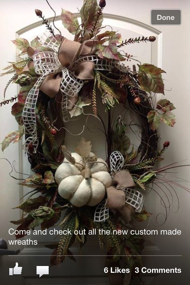 DYI Wreath