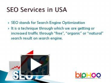 BMS provides the best and afforable SEO services for your small businesses and your website.