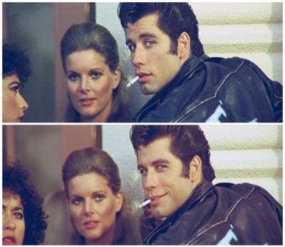 Grease John Travolta #johntravolta #dannyzuko #danny