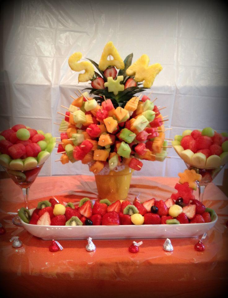 YummyTecture fruit display
