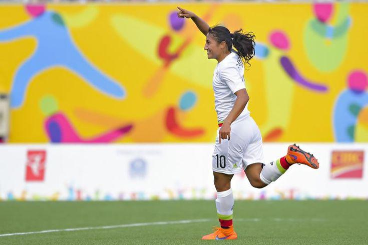 México vs Brasil Femenil ¿A qué hora juegan la semifinal en Panamericanos 2015? - http://webadictos.com/2015/07/22/mexico-vs-brasil-femenil-horario-panamericanos/?utm_source=PN&utm_medium=Pinterest&utm_campaign=PN%2Bposts