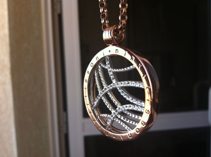 One of my jewellery staples, Nikki Lissoni rose gold necklace with silver coin from glambutik.com. ❤❤