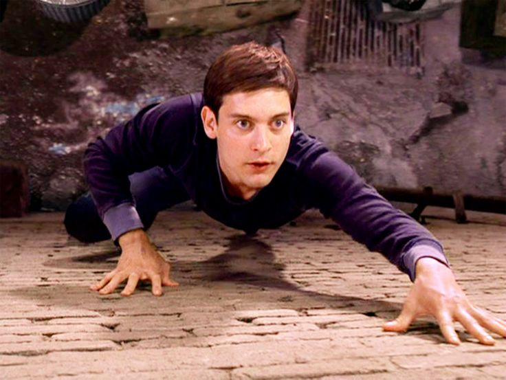 Spiderman Actor Peter Parker Tobey Maguire 24460wall.jpg