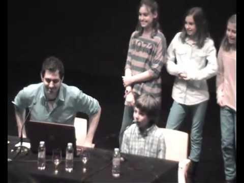 ▶ Conferencia con Cesar Bona - YouTube