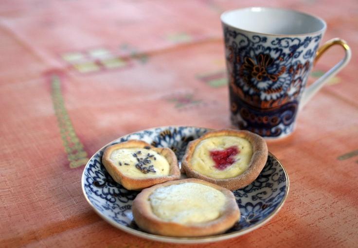 Vatrushka, Russian Tea-Time Snack