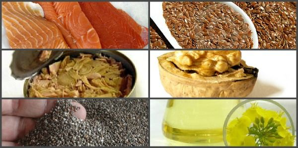 Los seis alimentos mas anti-inflamatorios por su alto contenido en Omega-3   Nutrición para Corredores